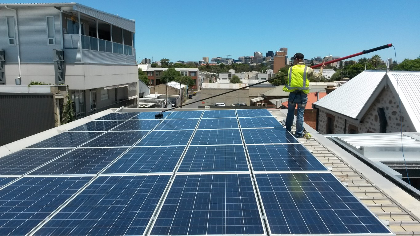 Solar Panel Cleaning Adelaide Adelaide Solar Panel